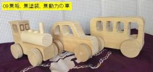 09無垢の車